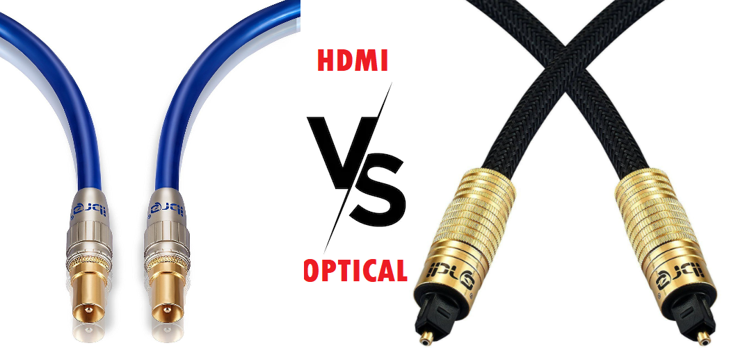 Check Out The Differences Between Coaxial and Optical Cable