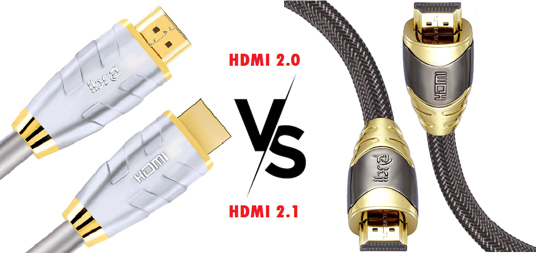 What is the Difference Between 2.0 and 2.1 HDMI Cables?