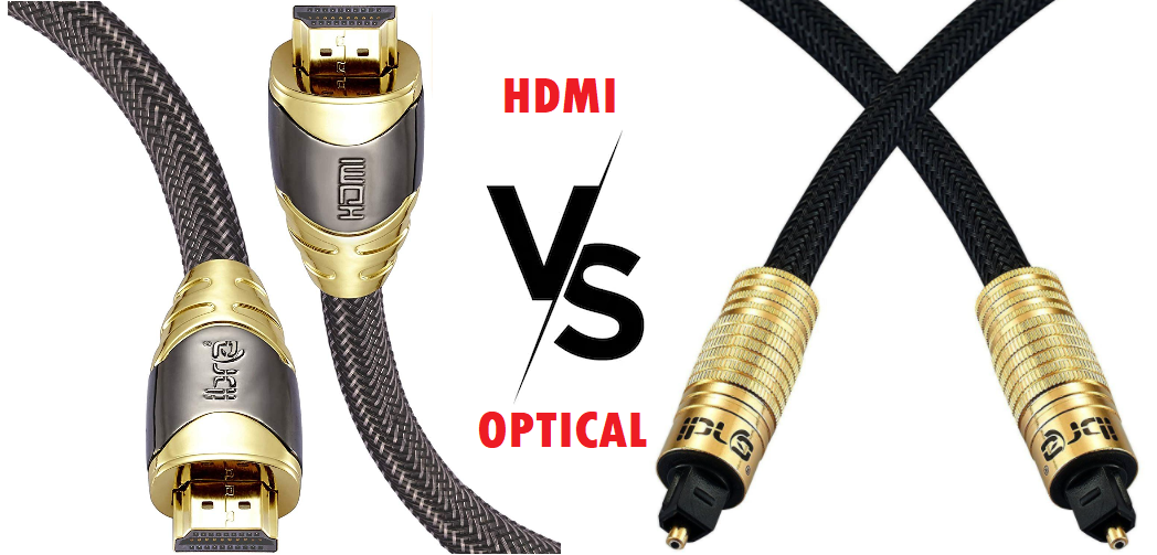 HDMI or Optical Which is Better for Sound Quality?