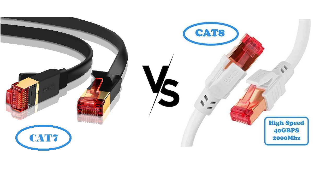Check Out The Difference between cat7 and cat8 Ethernet cable That Internet Will Not Tell You